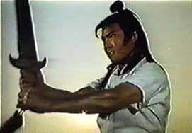 Biao with sword